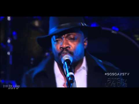 anthony hamilton - Part 17 of the anniversary concert.
