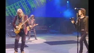 Video The Rolling Stones & Mick Taylor - Can't You Hear Me Knocking - Glastonbury MP3, 3GP, MP4, WEBM, AVI, FLV Agustus 2017