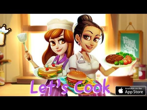 Cooking Queen: Restaurant Rush | Let's Cook | WARxVGCx