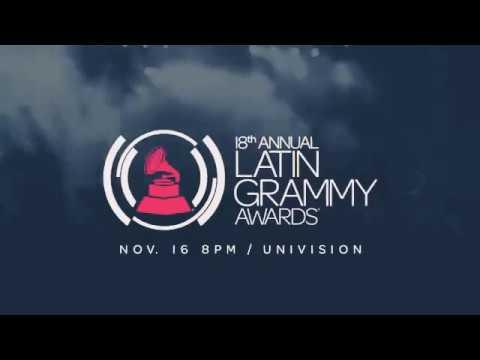 El gran Alejandro Sanz Persona del año 2017 LatinGrammy