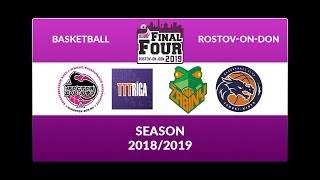 3rd place game – EWBL Final Four 2018/19