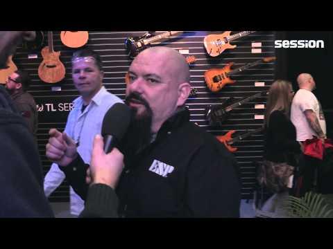 NAMM 2015: ESP / LTD