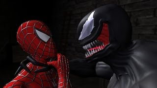 Video Spider-Man vs. Venom - Spider-Man Ultimate 4 MP3, 3GP, MP4, WEBM, AVI, FLV Oktober 2017