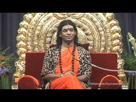 Siddha Tradition: The Secrets To Super Consciousness - Nithyananda Morning Satsang (2 Dec 2010)