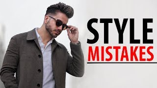 Video MEN'S STYLE MISTAKES | 6 Ways You're Killing Your Style | Alex Costa MP3, 3GP, MP4, WEBM, AVI, FLV Desember 2018