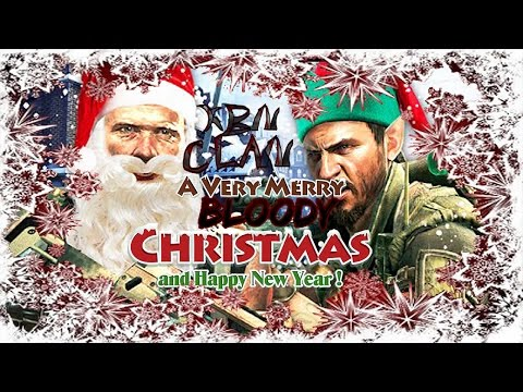 Merry Bloody Christmas!: KBN Training Day1