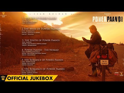 Power Paandi Movie Official Songs Video Lyrics | Rajkiran | Dhanush | Sean Roldan
