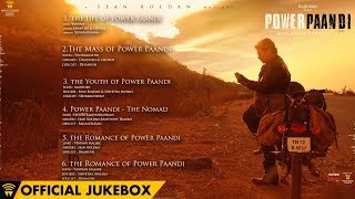 Official Audio Jukebox of Power Paandi