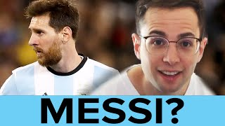 Video Do Americans Know Who Lionel Messi Is? MP3, 3GP, MP4, WEBM, AVI, FLV Januari 2018