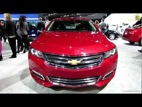 2014 Chevrolet Impala LTZ - Exterior - 2012 Los Angeles Auto Show