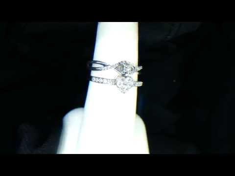 Zales Diamond Rings for sale on Ebay great price!