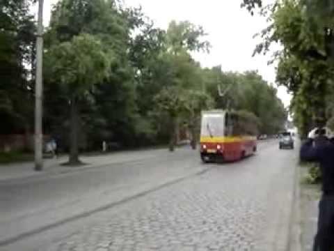 Tramwaje w Grudziądzu (2008)