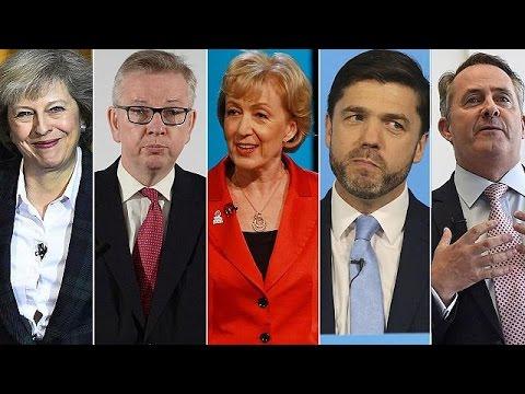 Βρετανία: Ανοίγει η κάλπη για τον διάδοχο του Κάμερον