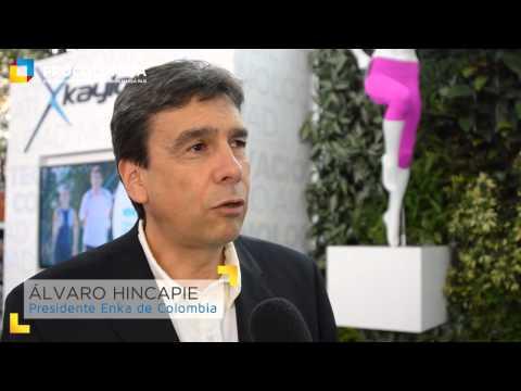 Nuevos desarrollos en textiles e innovación son protagonistas en Colombiatex 2015