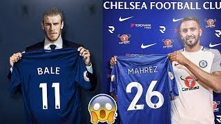 Video TRANSFER NEWS - 5 Players CHELSEA Need To Sign To Regain Dominance MP3, 3GP, MP4, WEBM, AVI, FLV Februari 2018