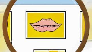 Body Parts Vocabulary Pt.1: Kids English Lesson With Pumkin.com
