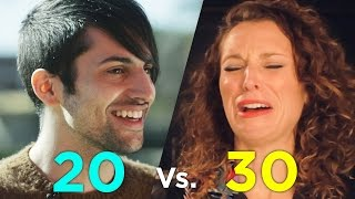 20-Year-Olds Guess What Being 30 Is Like Video