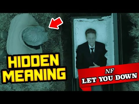 Video HIDDEN MEANING: NF - Let You Down download in MP3, 3GP, MP4, WEBM, AVI, FLV January 2017