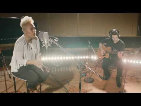 ����� Emeli Sande - Maybe (live from Angel Studios)