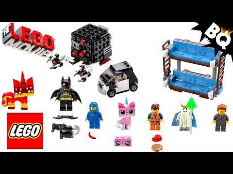 set - 2015 LEGO Movie Official Set Images Revealed. SUBSCRIBE to BrickQueen: http://bit.ly/1j3VMDo Check out more LEGO MOVIE sets here: http://bit.ly/1AimddI 2015 The LEGO Movie sets: 70817 Batman...