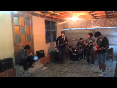 The Twats - Ahora que no estas (Los Bunkers Cover )
