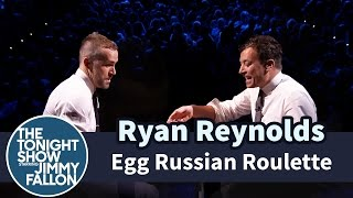Video Egg Russian Roulette with Ryan Reynolds MP3, 3GP, MP4, WEBM, AVI, FLV Juli 2019