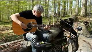 Video Jan Žamboch - Guitar & Forest - duben