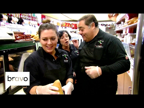 Manzo'd With Children: Lauren and Vito Switch Places (Season 3, Episode 5) | Bravo