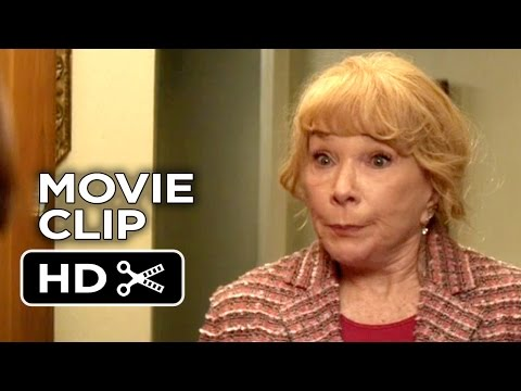 Elsa & Fred Movie CLIP - Two Headlights and a Fender (2014) - Shirley MacLaine Romantic Comedy HD