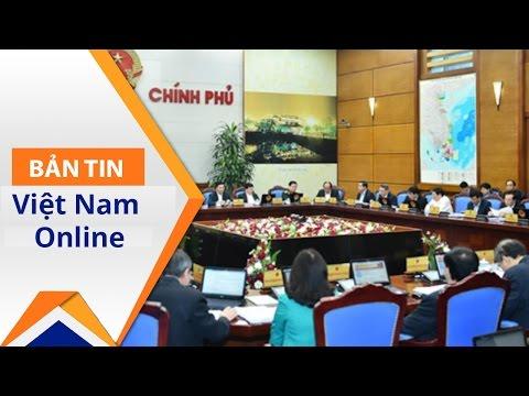Vụ bà Quỳnh Anh làm nóng phiên họp Chính phủ | VTC - Thời lượng: 4 phút, 41 giây.