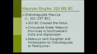 Asian Civilization-Part06-Indian Republics&Kingdoms (600 Bc - 180 BC)