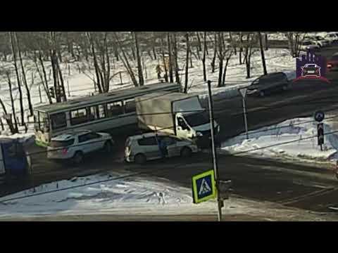 Полигонная - Гайдашевка 13.02.2018