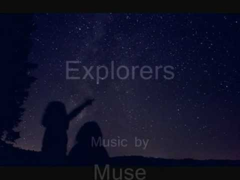 Tekst piosenki Muse - Explorers po polsku