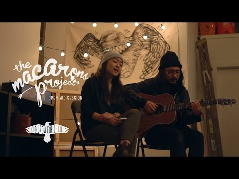 Falling In Love At A Coffee Shop + Reasons To Love You (OPEN MIC COVER) @ Old Crow Coffee Co.