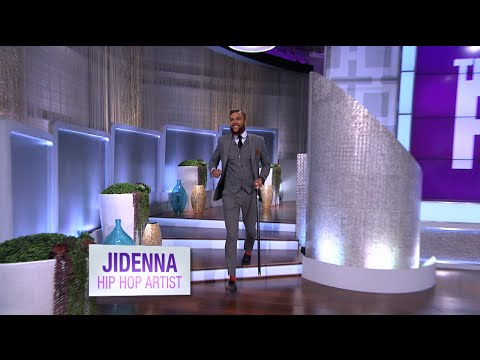 Tuesday on 'The Real': Celebrity Heel Toss with Jidenna!