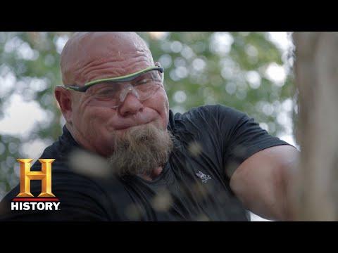 Tree Chop Challenge: The Strongest Man in History (Season 1)   History