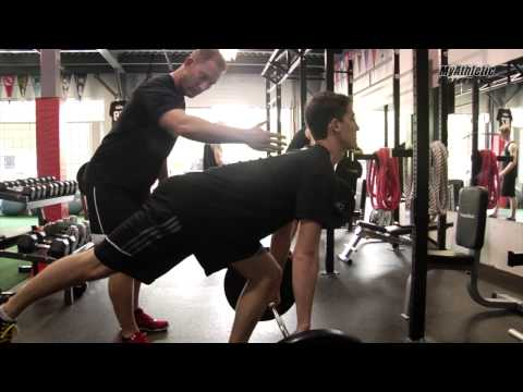 MIKE PICKLES // HOCKEY STRENGTH & CONDITIONING @ MYATHLETIC-PERFORMANCE 2014  PROGRAMS