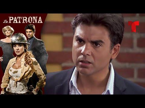 La Patrona - La Patrona / Capítulo 55 (1/5) / Telemundo