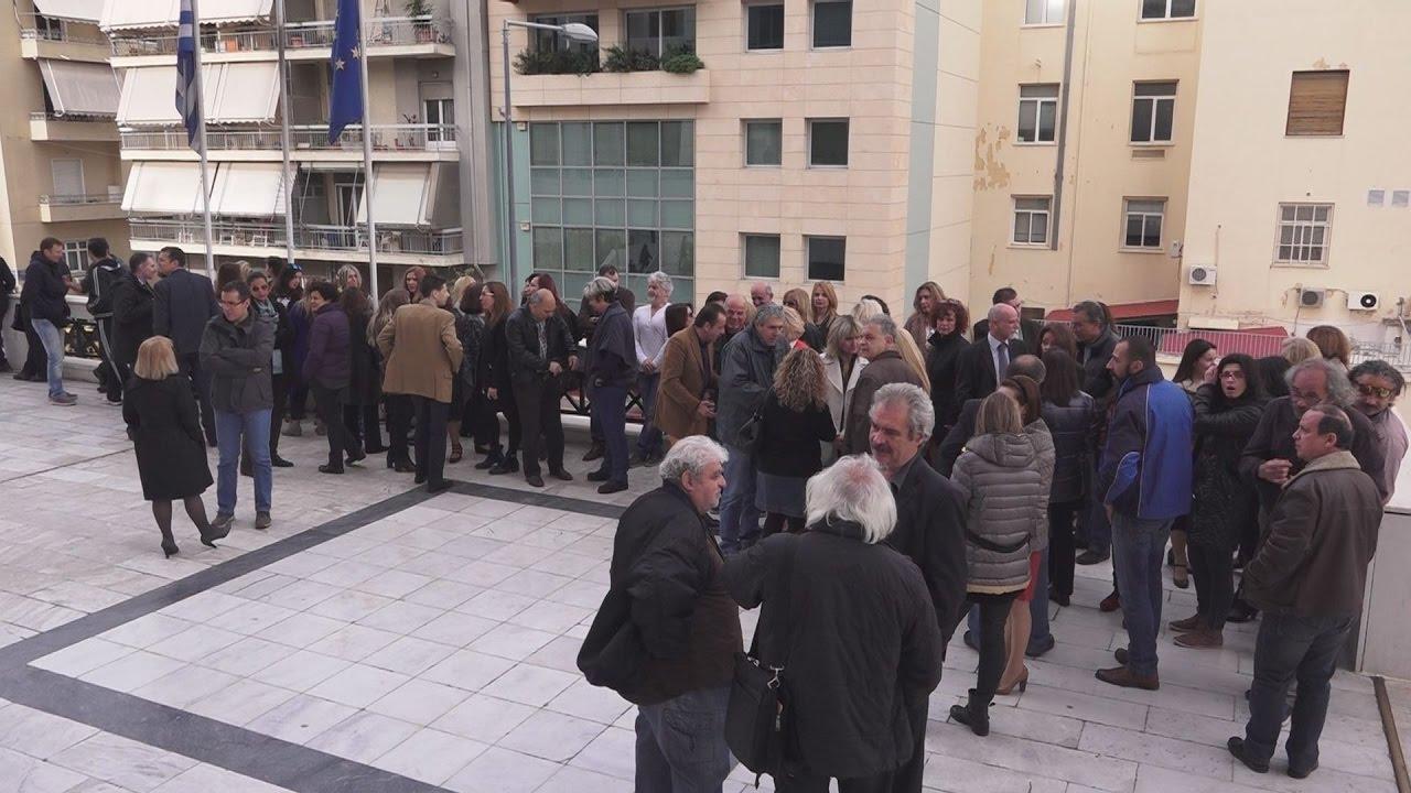 Δίωρες στάσεις εργασίας δικαστικών υπαλλήλων του Εφετείου Αθηνών, έως την Παρασκευή