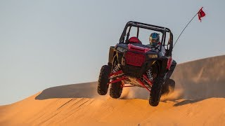 8. SHAKEDOWN: 2018 Polaris RZR XP4 Turbo DYNAMIX