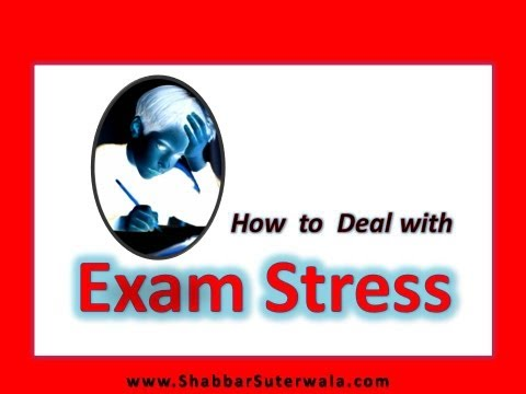 Exam Stress Quotes How to Deal With Exam Stress