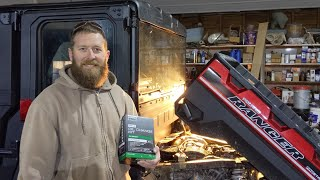 9. 2019 Polaris Ranger Northstar Crew Oil Change