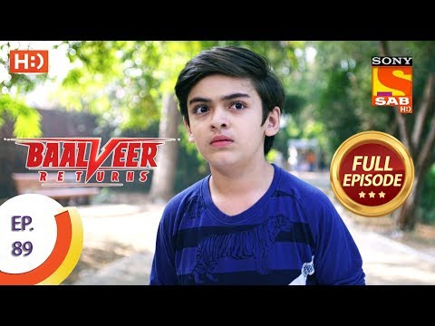 Baalveer Returns - Ep 89 - Full Episode - 10th January 2020