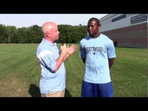 Northwood Football - 10 Interviews In 10 Days - Fabian Jackson