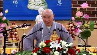 Khai Thị cho đồng tu 13-03-2010 - Pháp Sư Tịnh Không