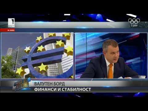 Лев или евро - коментар на специалистите