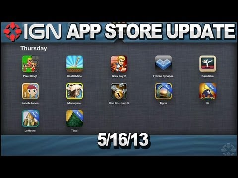 App Store - Justin and Destin give you a closer look at all of the hottest mobile game launches for Thursday, May 16, 2013. Subscribe to IGN's channel for reviews, news,...