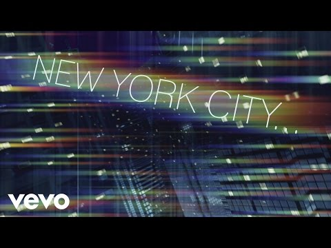 New York City (Animated Lyric Video)