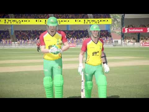 Download Final - Guyana Amazon Warriors V Trinbago Knight Riders highlights   DBC 17 Gameplay HD Mp4 3GP Video and MP3
