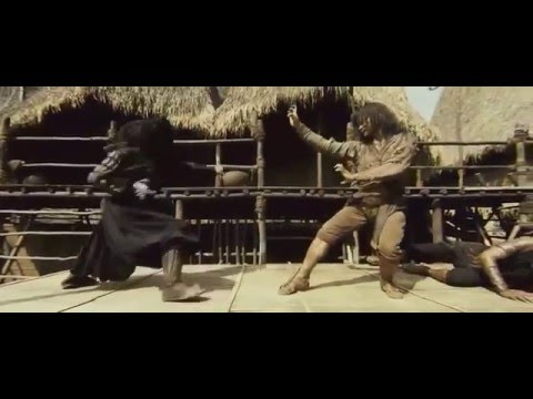 Tony Jaa [ong Bak Parte 1,2 E 3 Fight]